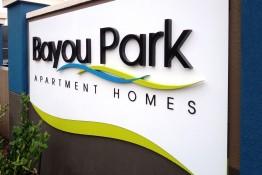Bayou Park Apartment Homes Monument Reface